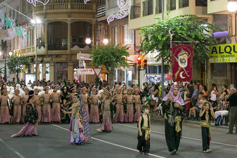 Desfile-infantil